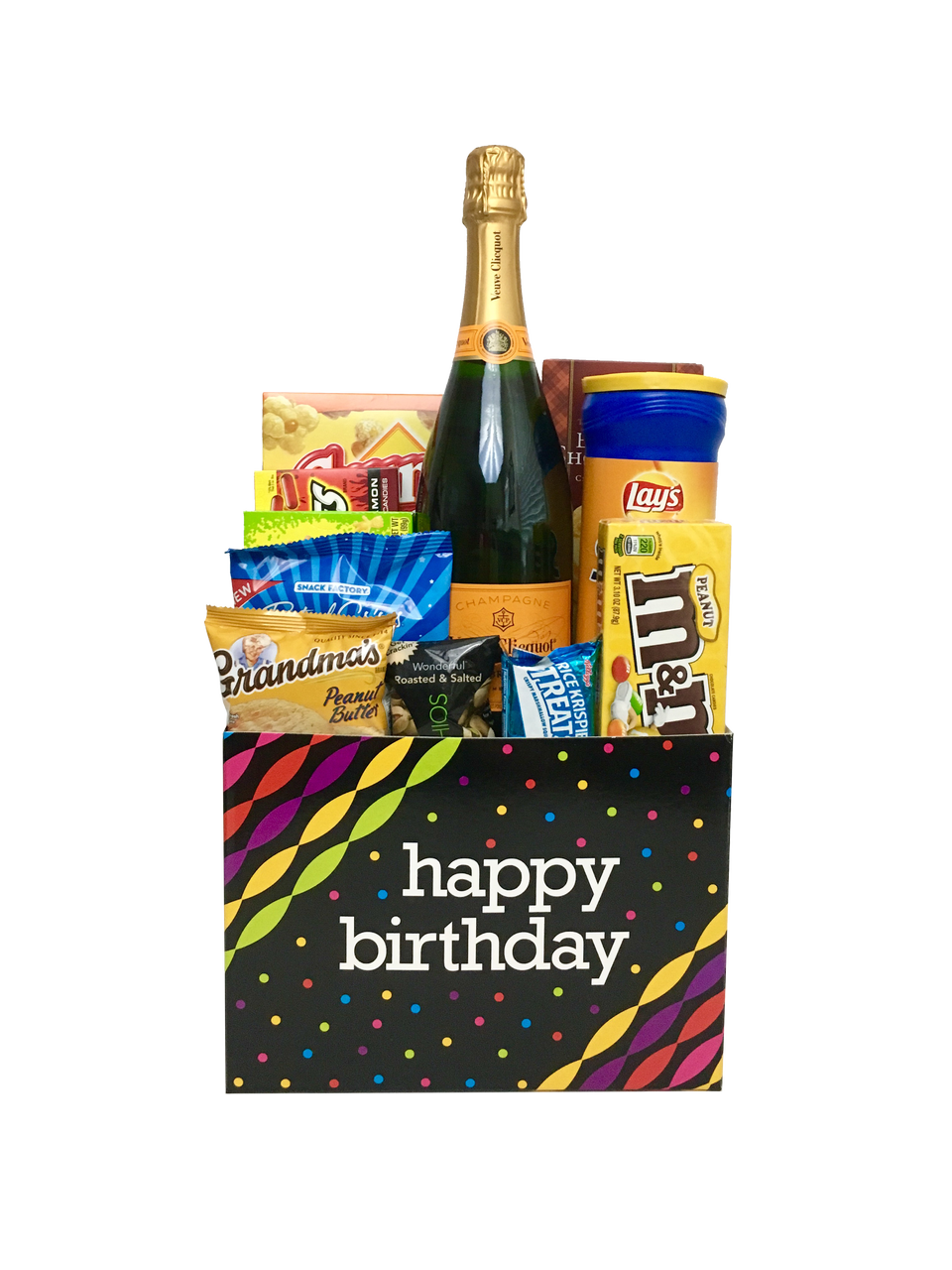 Drinking clipart liquor basket. Champagne life gift baskets