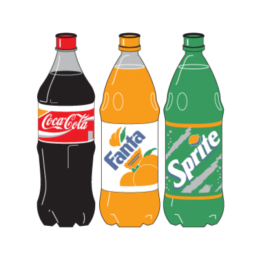 Drawing bottles coke bottle. Free soft drinks cliparts