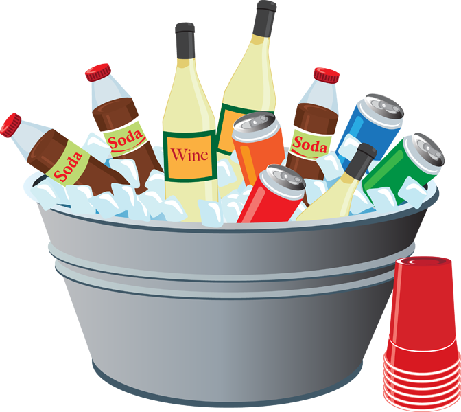 drink bucket png