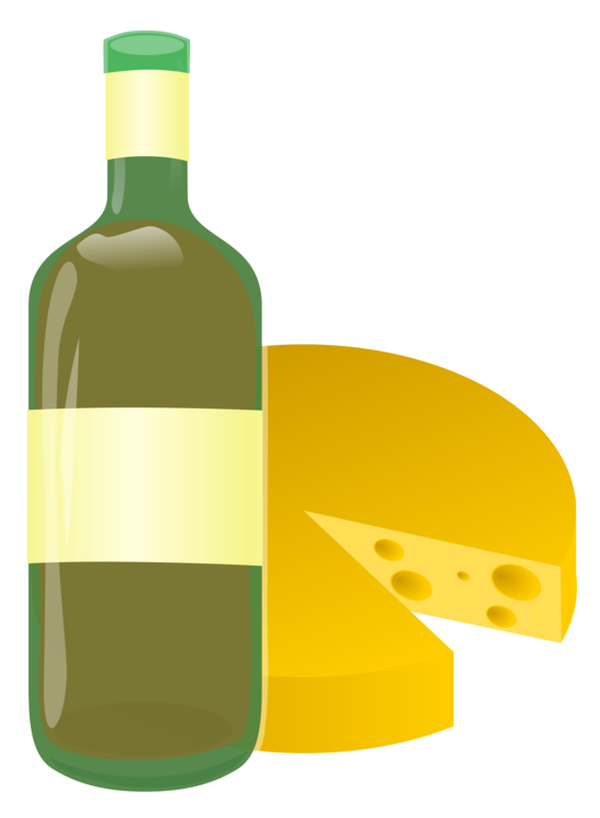 France clipart yellow cheese. White wine french cuisine