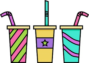 Drinks clipart refreshments. Free