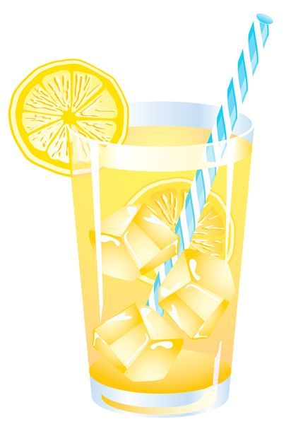 drinks clipart vector