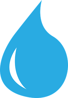 Drip drawing teardrop. Collection of free dript