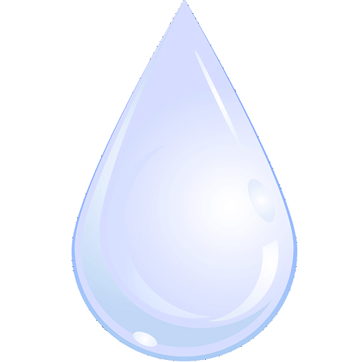 Drip water png. Blue sports e commerce