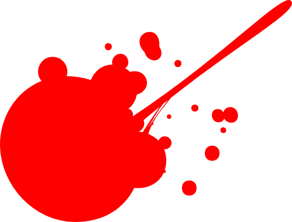 Dripping blood png. Clipart splotch frames illustrations
