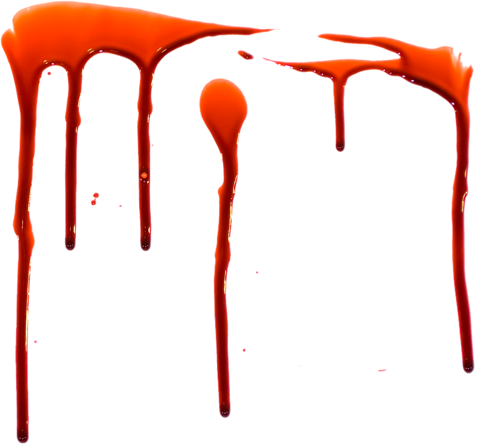 Dripping blood png. Images free download splashes