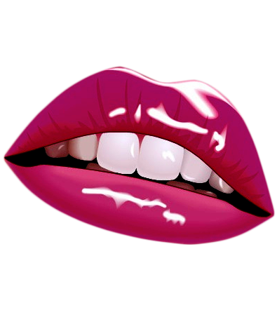 Dripping lips png. Spoken word piece community
