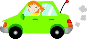 Driving image young panda. Drive clipart clipart freeuse stock