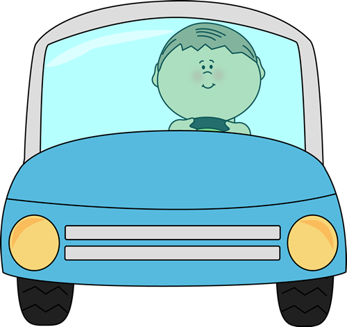 Free download clip art. Driving clipart small car freeuse library
