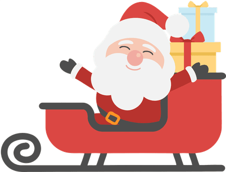 Santa clipart easy. Free images for your