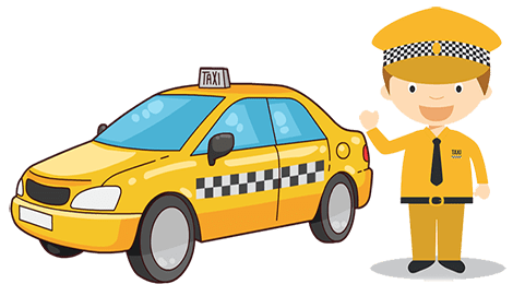 Driving clipart cab driver. Tumkur cabs quick fast