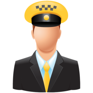 Driver vector cap. Taxi png file peoplepng