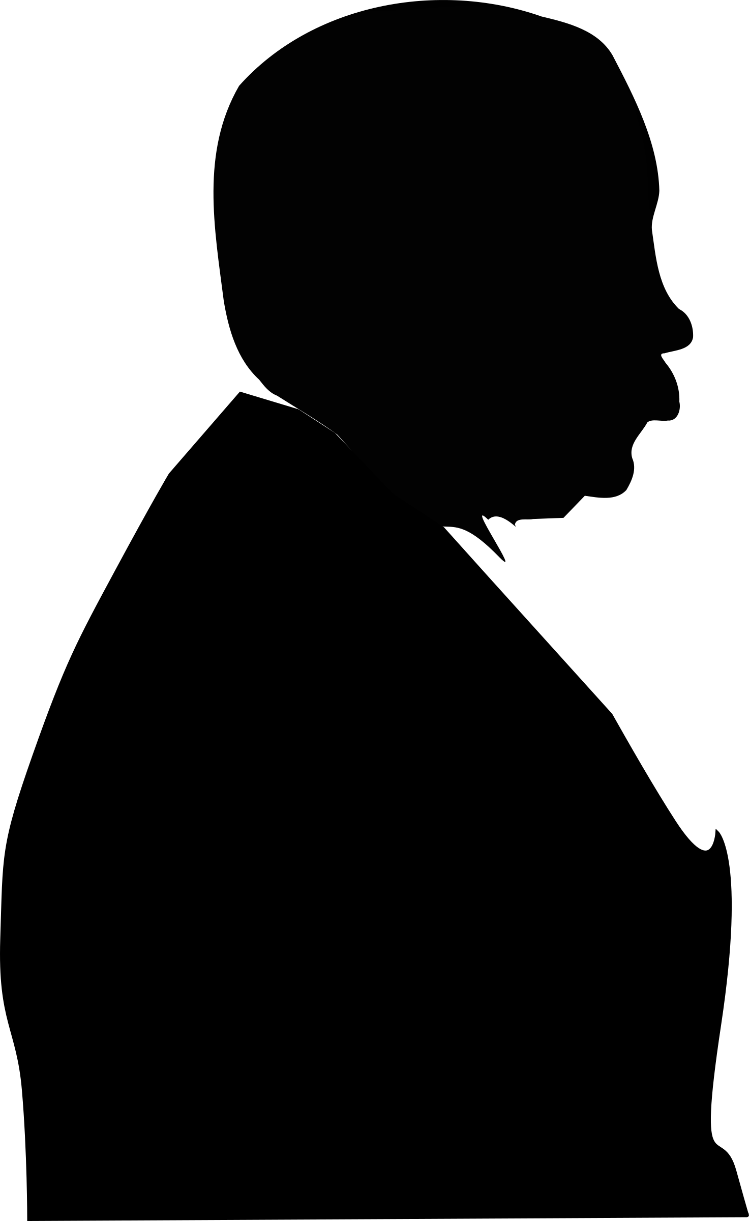 Driver vector silhouette. At getdrawings com free