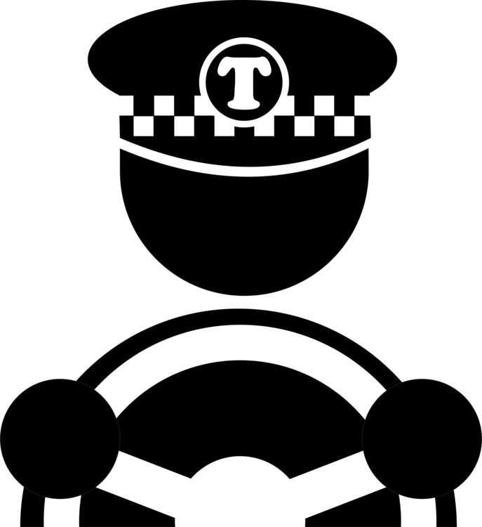 Driver vector taxi. Computer icons chauffeur driving