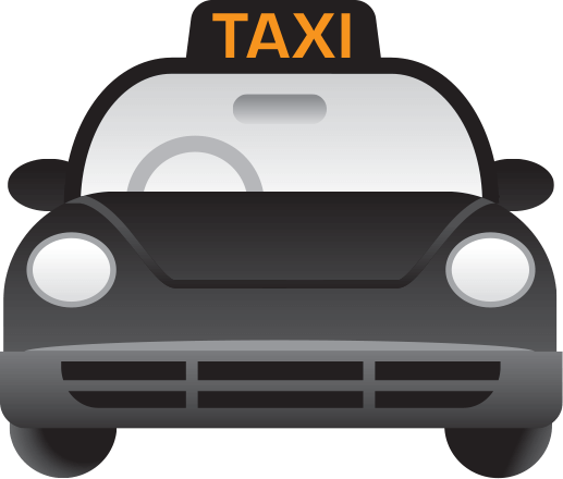 So you re thinking. Driving clipart cab driver vector black and white