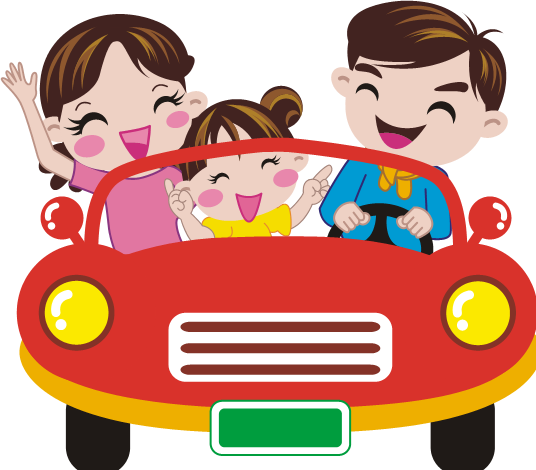 Driving clipart child. Kid car kids mycutegraphics
