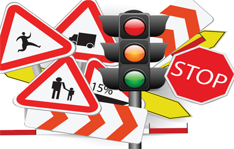 Egoli school learner course. Driving clipart driver training black and white