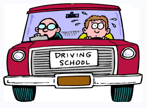 Defensive miami school use. Driving clipart driver training vector freeuse download