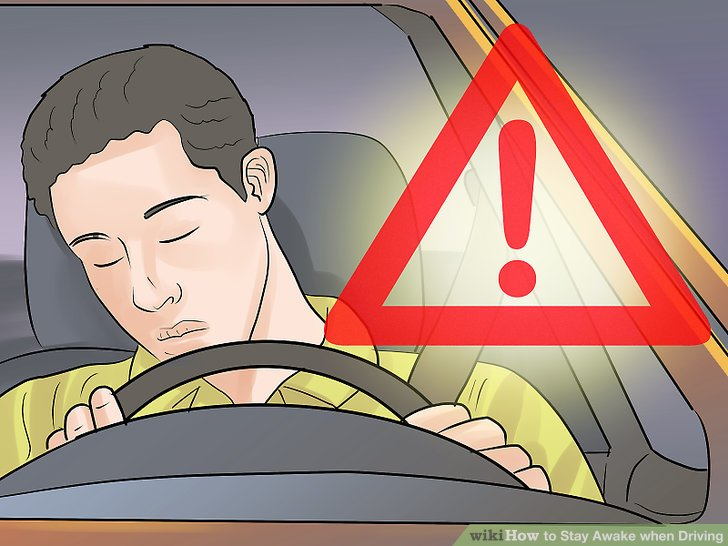 ways to stay. Driving clipart sleepy driver graphic library stock