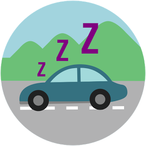 Apk androidappsapk co . Driving clipart sleepy driver banner black and white download