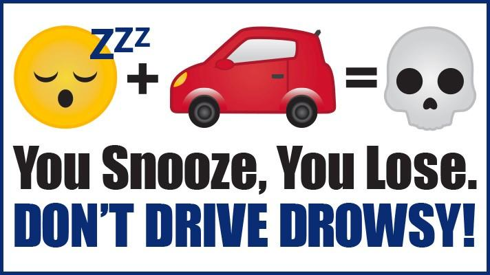 Fla effort warns of. Driving clipart sleepy driver graphic freeuse library