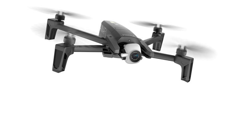 Vector drones. Camera and applications official