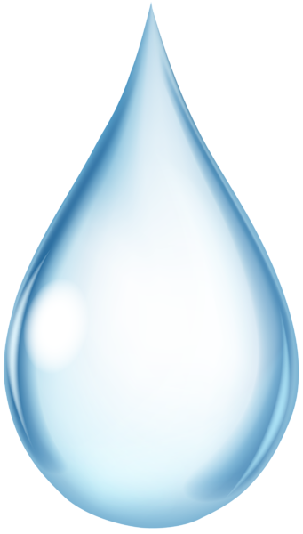 droplet clipart water design