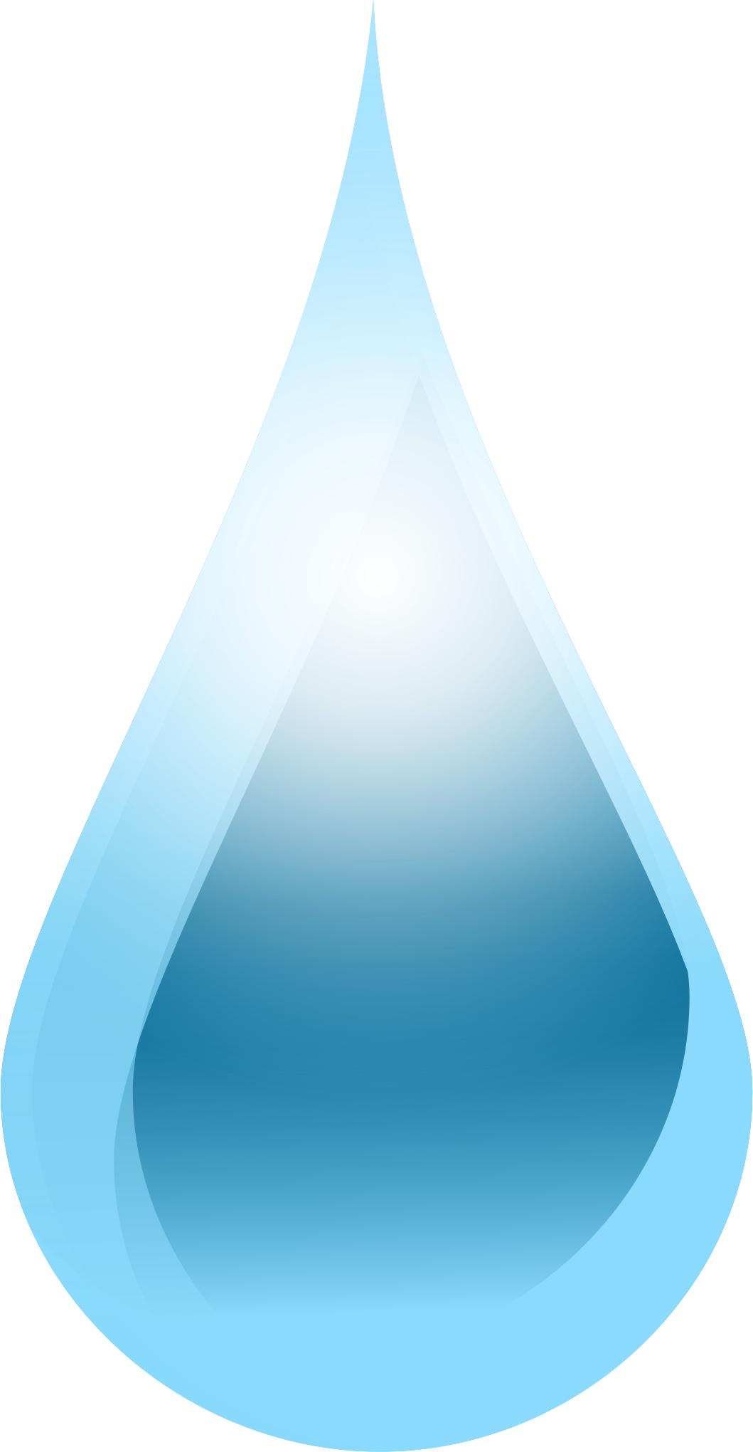droplet clipart big water