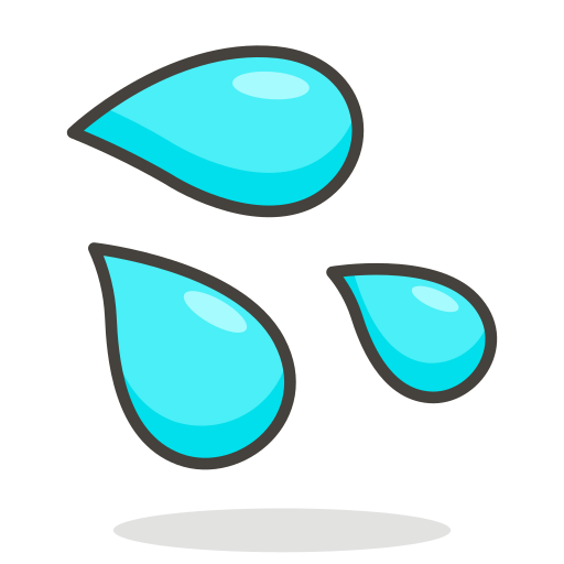 Droplet clipart sweat. Droplets icon free of