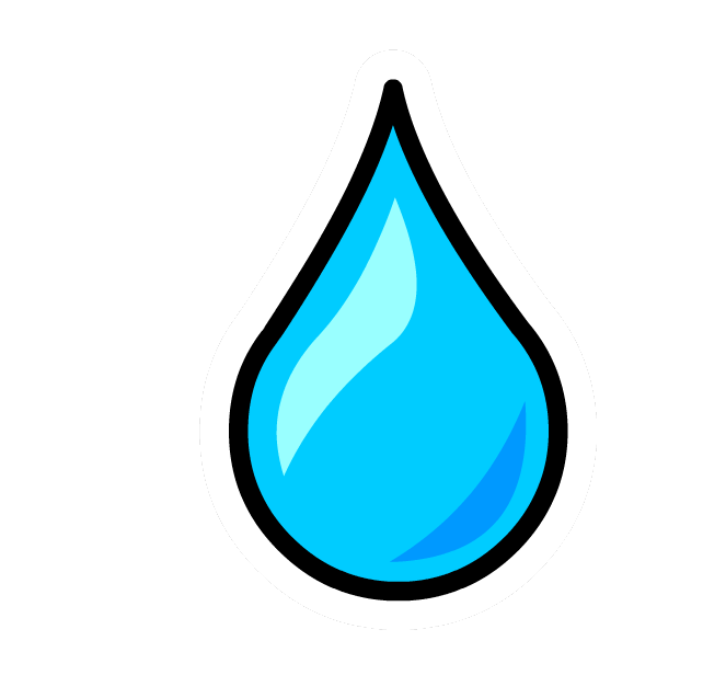 Drops clipart water droplet. Free outline download clip