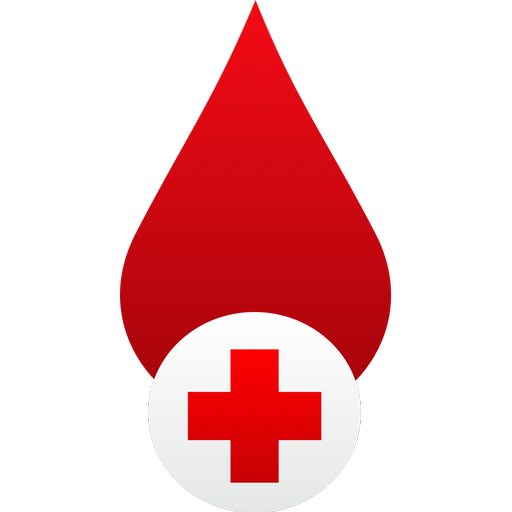 Drawing needles blood drive. Donor apps on google