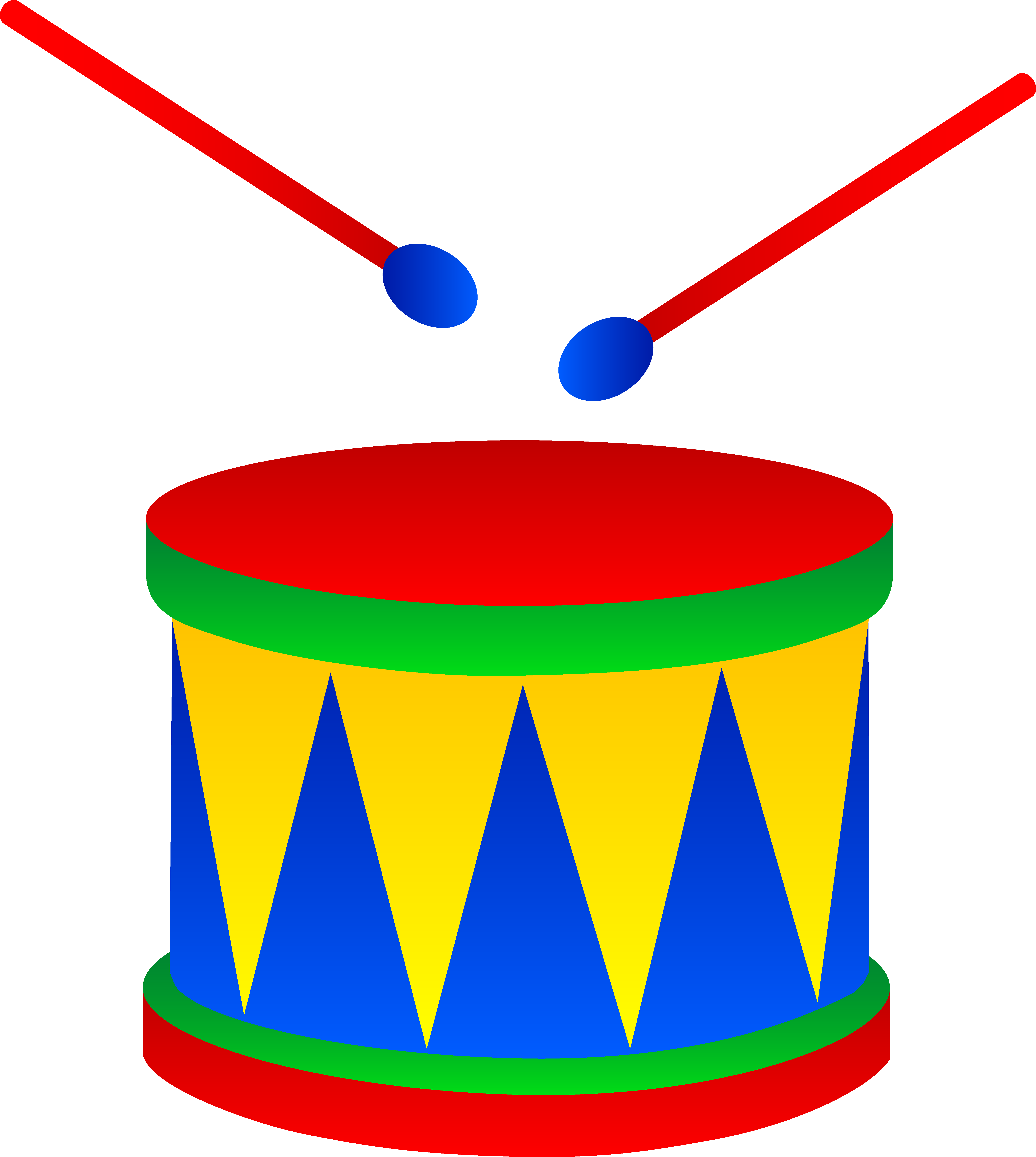 drum clipart music thing