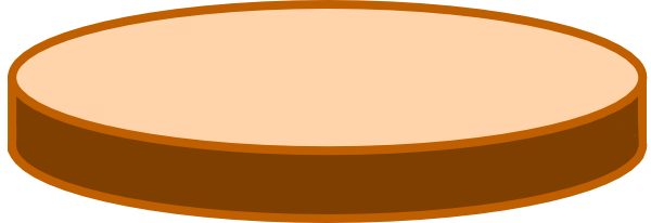 Drum clipart. Small hand