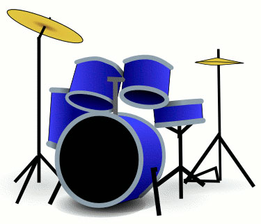 Drum clipart. And graphics percussion drums