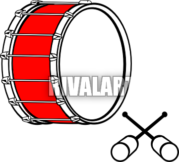 Marching clip art panda. Drum clipart bass drum graphic royalty free download