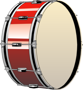 Drums clipart marching band drum. Clip art free panda