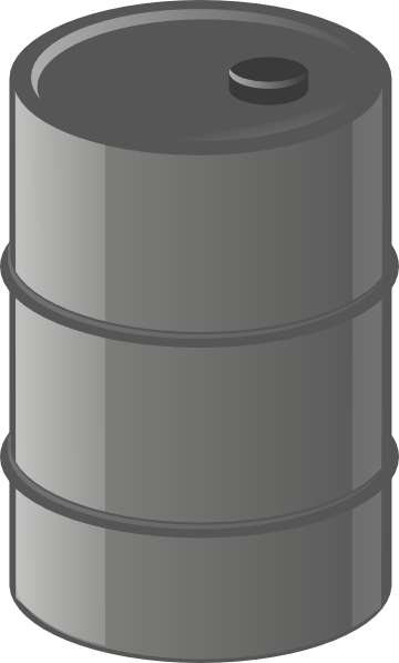 Barrel clipart metal barrel. Clip art at clker