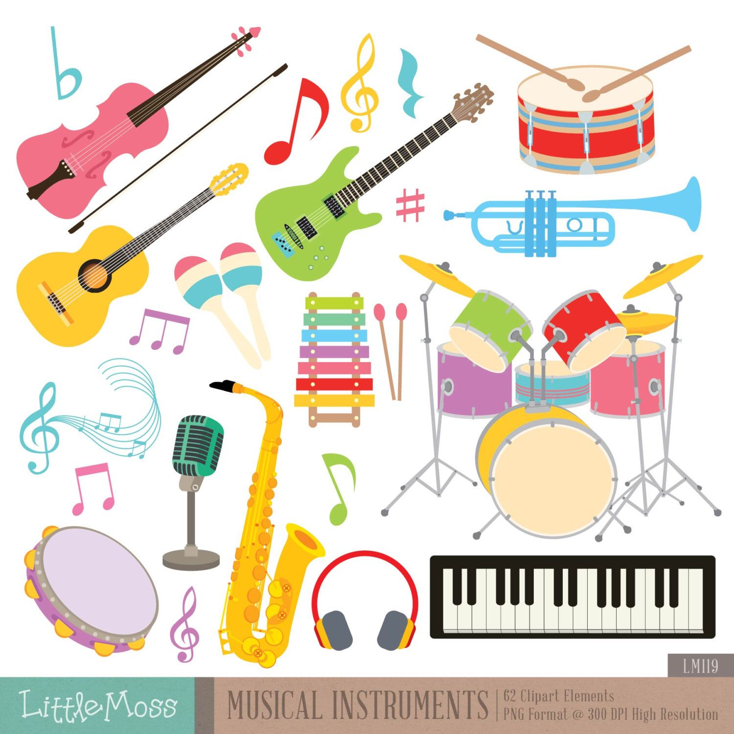 Drum clipart music thing. Musical instruments digital guitar