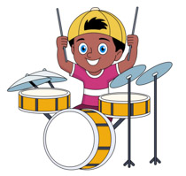 Drum clipart music thing. Search results for musician