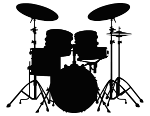 Drum clipart rhythmic. Airdrie music lessons edrums