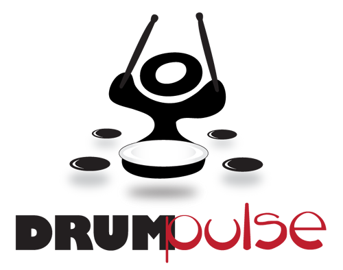 Drum clipart rhythmic. Pulse drumming classes gold