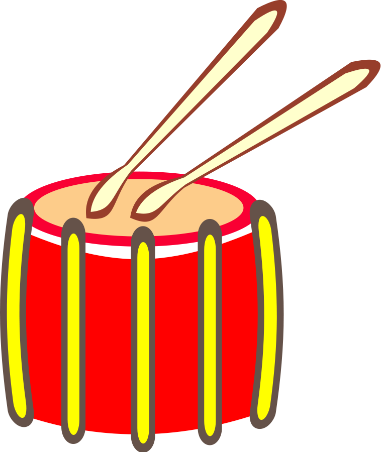 Free drum cliparts download. Snare clipart percussion vector library stock