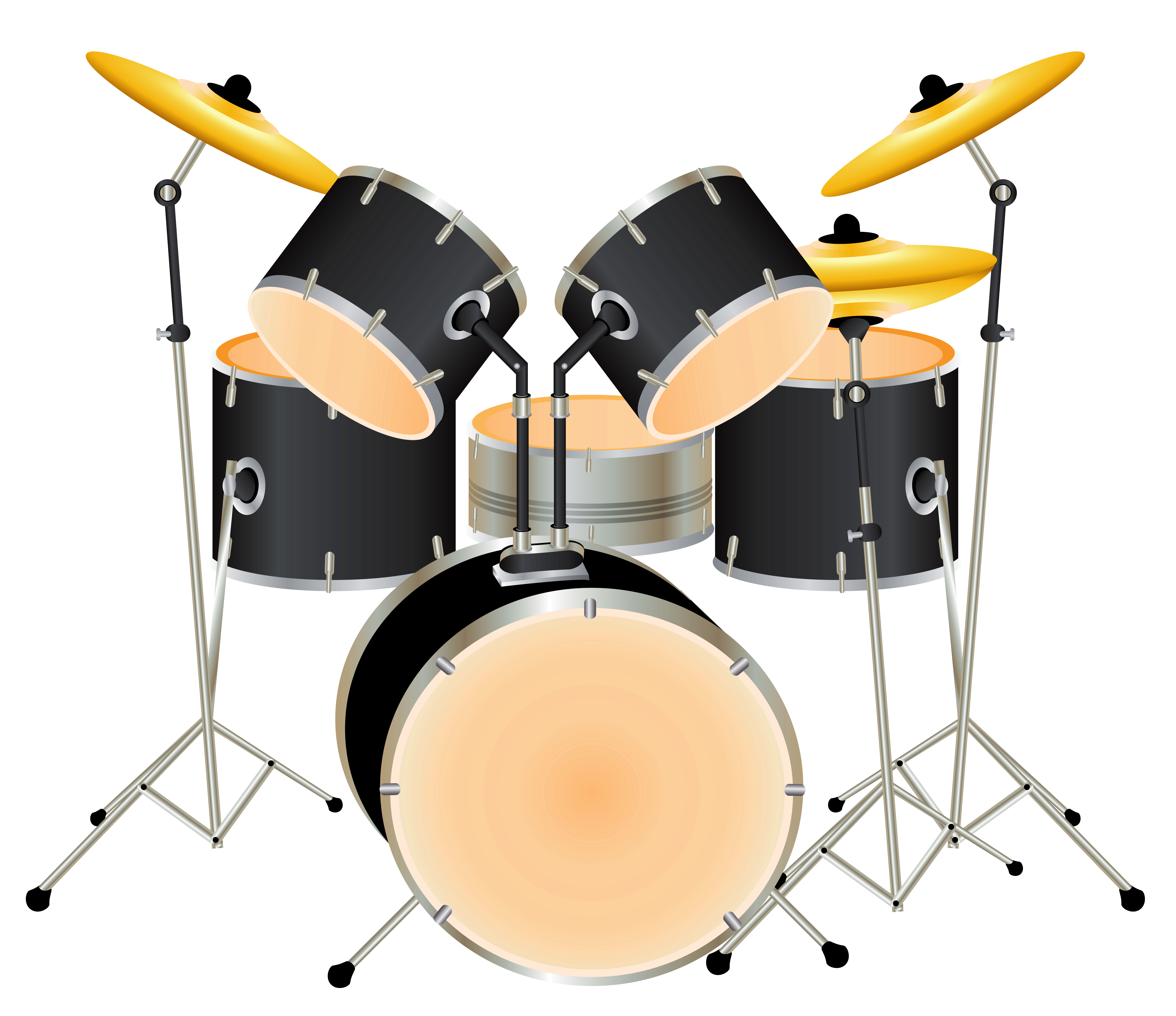 Drums clipart png. Drum kit picture gallery