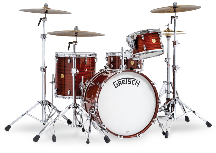 Drums png. Gretsch that great sound