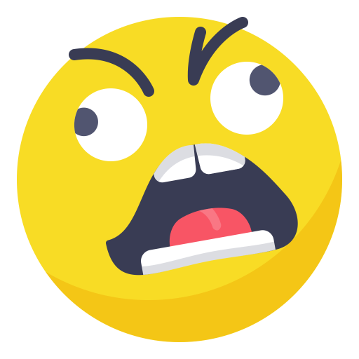 Drunk smiley png. Fu icon free avatar