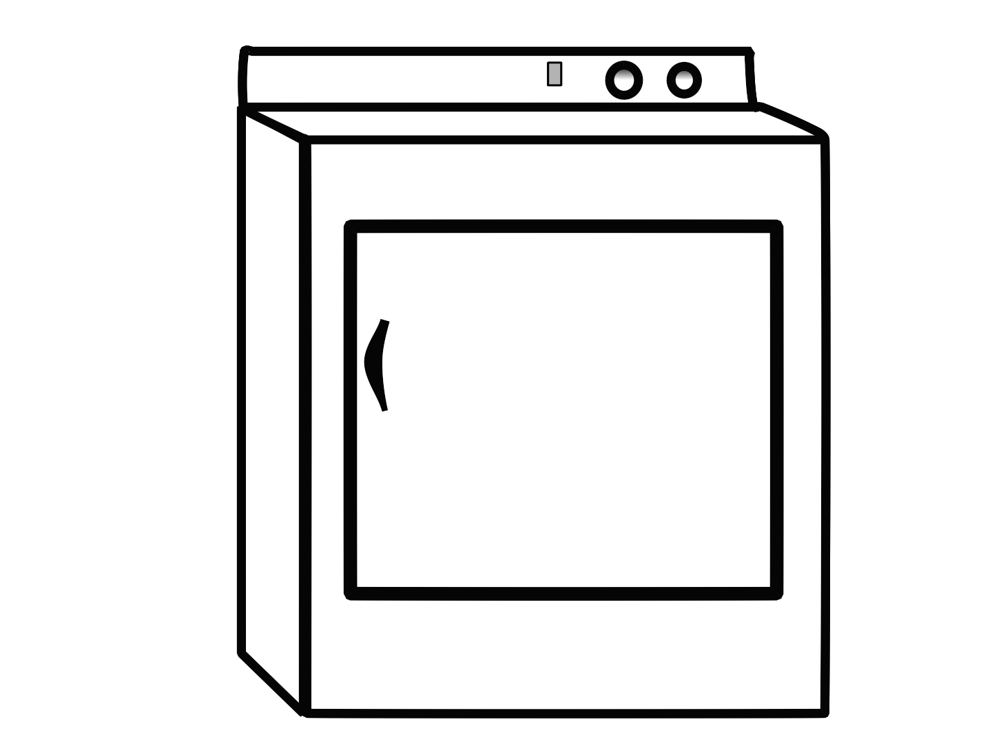 Dryer clipart. Free washer and pictures