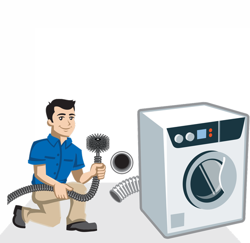 Dryer clipart dryer vent cleaning. Home pro usa houston