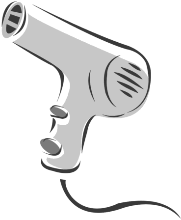 dryer clipart hair dryer