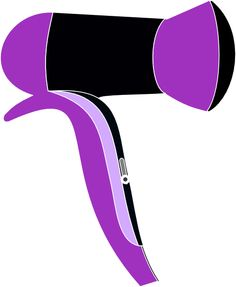 Dryer clipart hair dryer. Beautician clip art salon