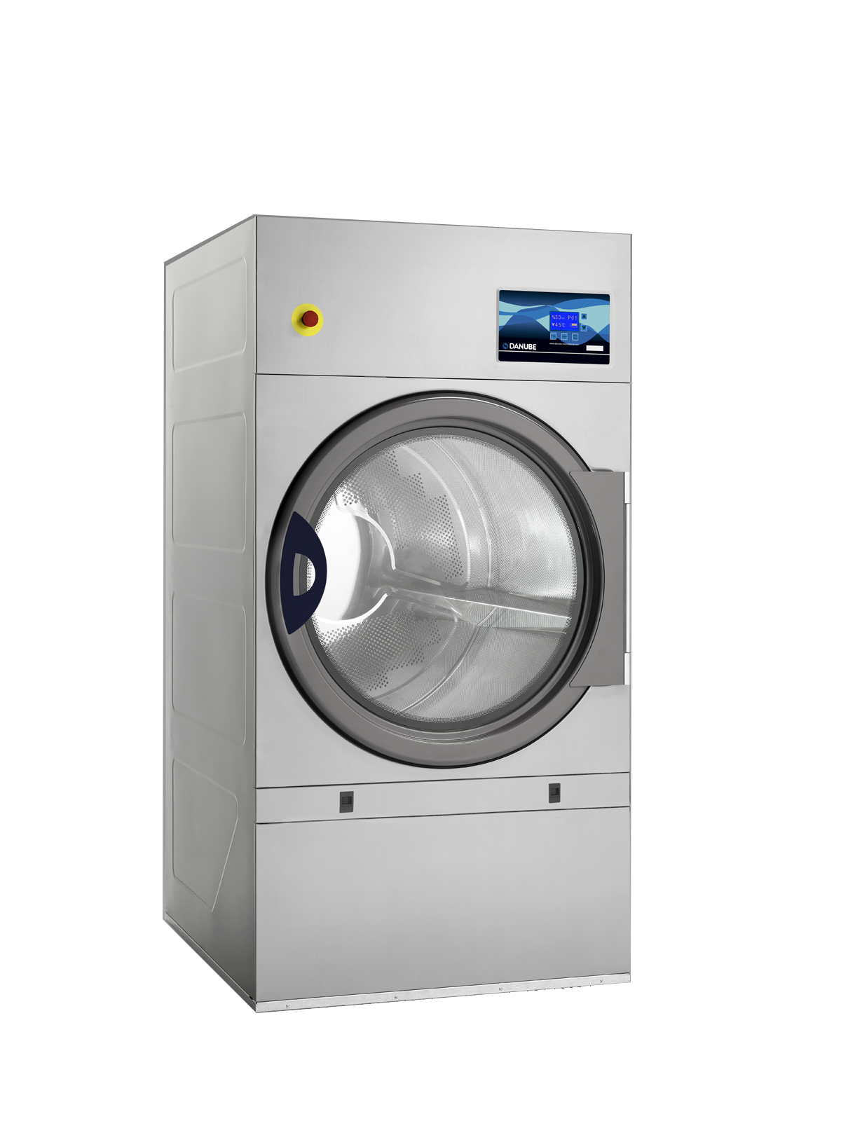 Dryer drawing appliance. Danube international sustainable laundry